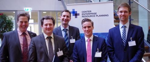 "Eröffnung des ""Centers Enterprise Ressource Planning"""